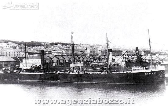 Agenzia_Bozzo_207-B_Nave_mercantile_RAVENNA_Leith_1888_1929_Andrea_Costa_1933_Messina